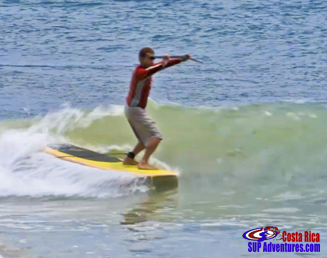 Avellanas Stand Up Paddle Vacations