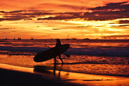 Tamarindo paddle board vacations