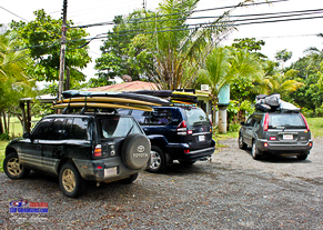 Costa Rica SUP tours guided