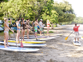 Playa Grande SUP Camp