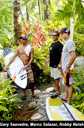 Robby Naish in Pavones