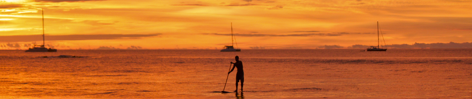 Stand Up Paddle Playa Grande